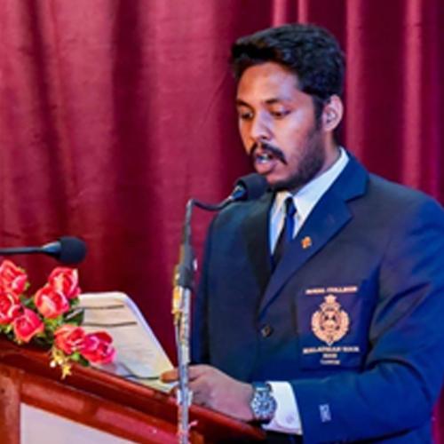 Anurakavan Sripathmanathan